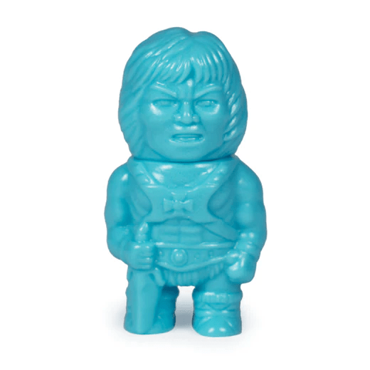 Masters of The Universe Micro Vinyl- He-man (Turquoise)