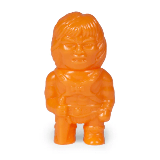 Masters of The Universe Micro Vinyl- He-man (Orange)