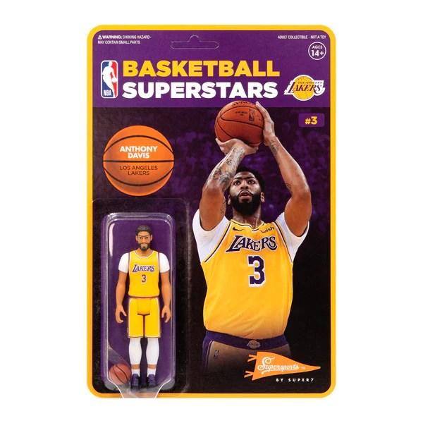Nba Supersports Figure Anthony Davis Lakers Super7