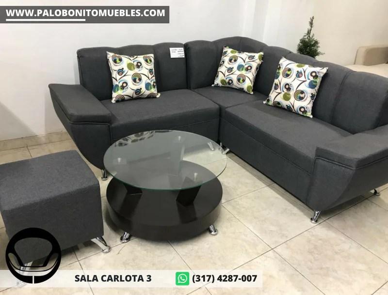 Muebles en Palmira Sala Carlo  Palo Bonito Muebles  Palo