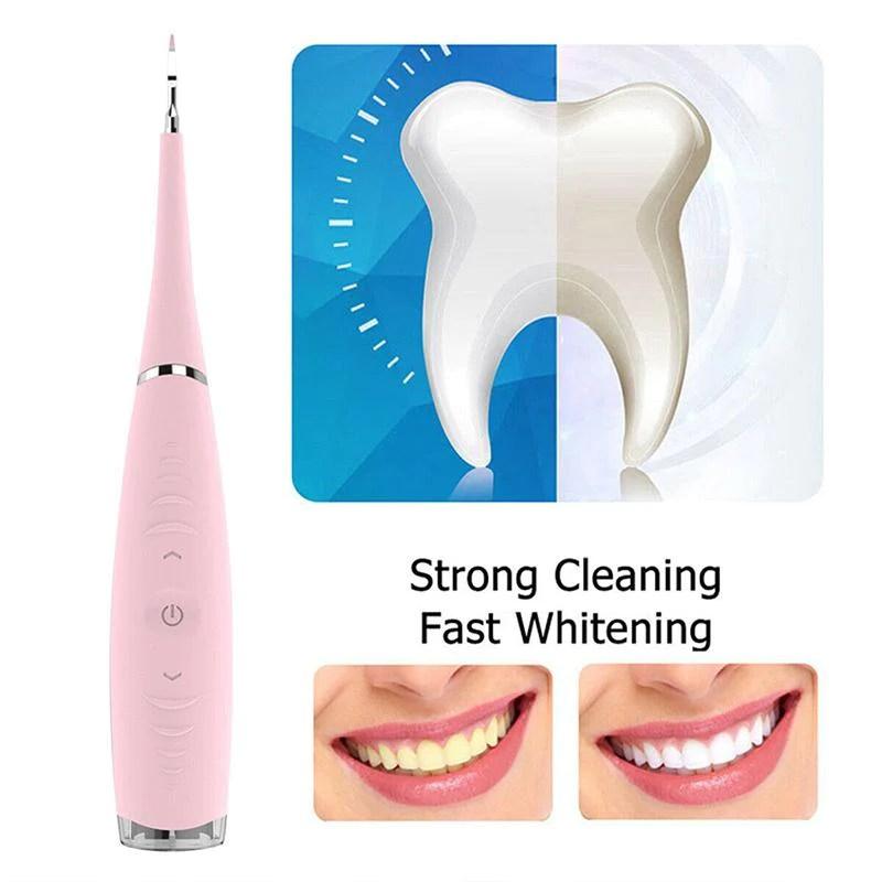 Ultrasonic Tooth Cleaner – Hi Life Box