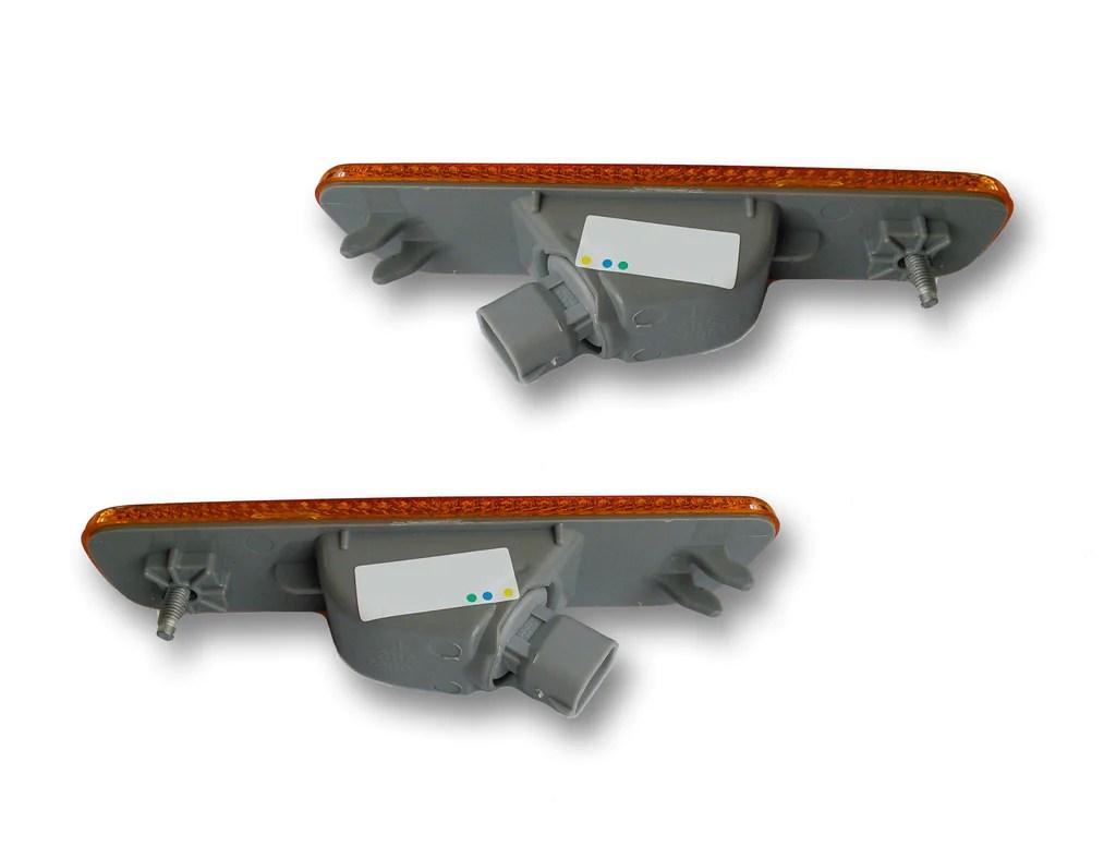 hight resolution of fits 1999 2003 lexus rx300 driver passenger side marker light lamp assembly 1 pair