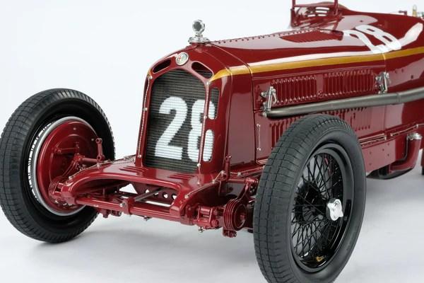 Alfa Romeo 8c 2300 Tazio Nuvolari Amalgam Collection