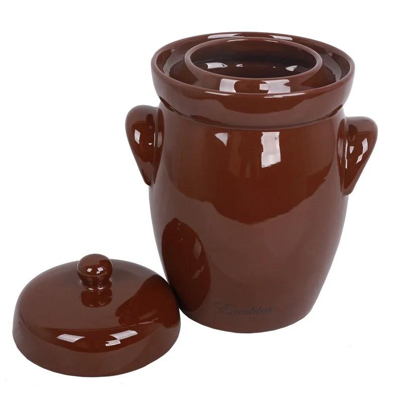 10l Fermentation Crock Pot Excalibur Dehydrator