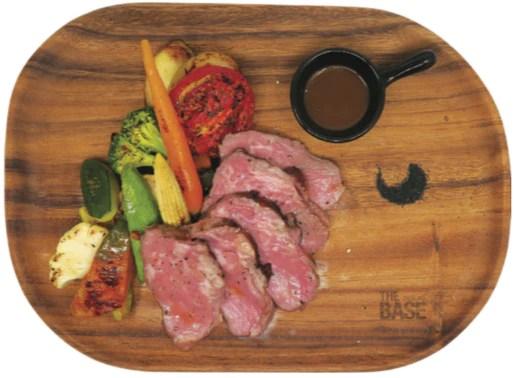 Slow Cook Australia Premium Wagyu Striploin M6+(12oz) 慢煮澳洲黑毛和牛M6+級西冷 (12安士) | Katering 點點到會