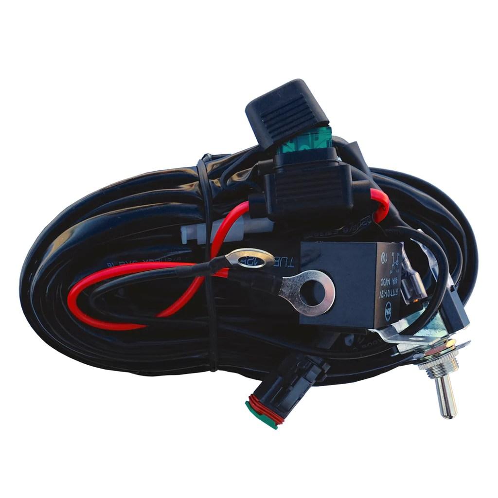 hight resolution of single deutsch wiring harness kit nwh1