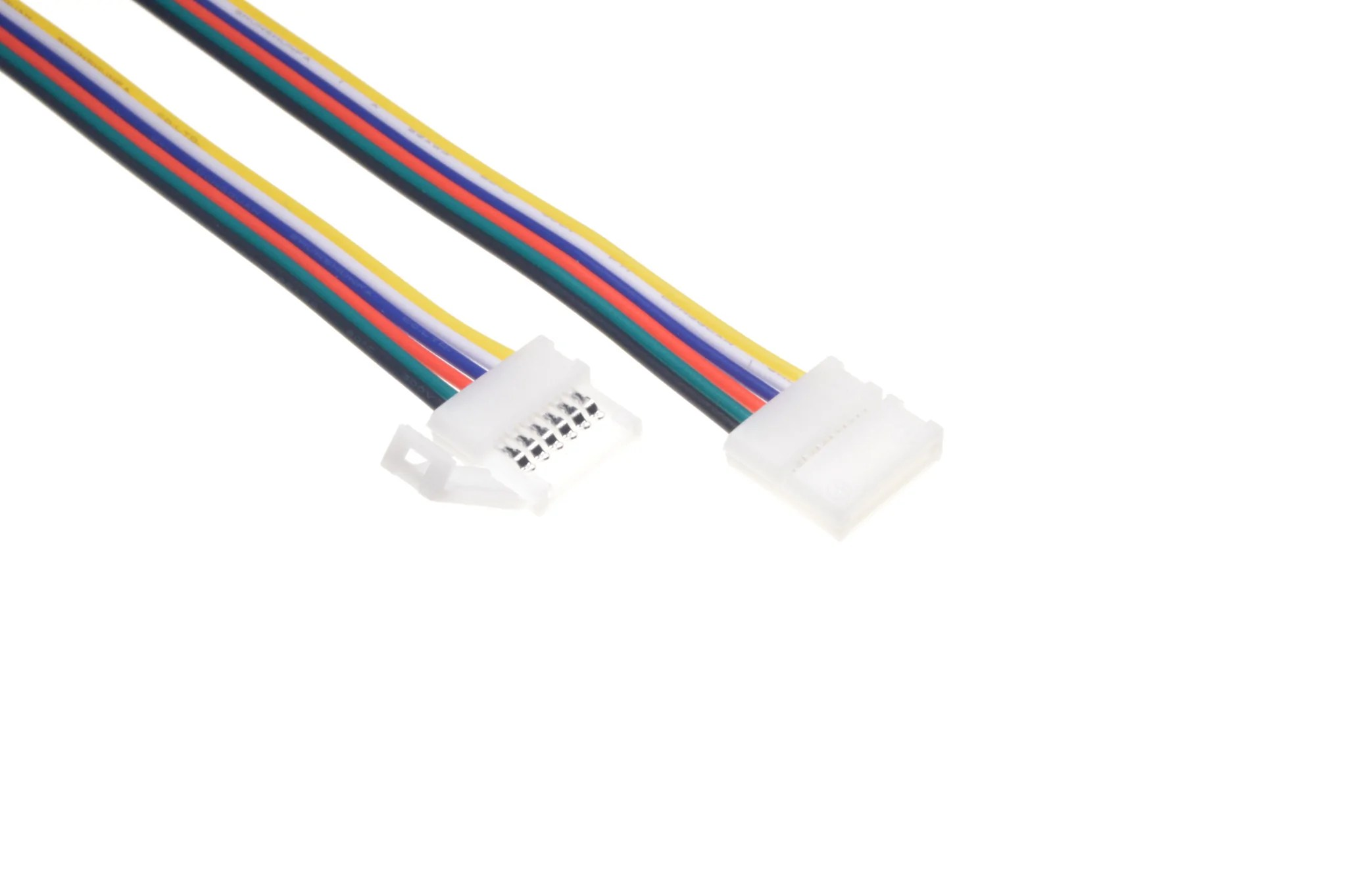 pn 3075 led strip to wire solderless connector cable for 5 in  [ 2048 x 1362 Pixel ]