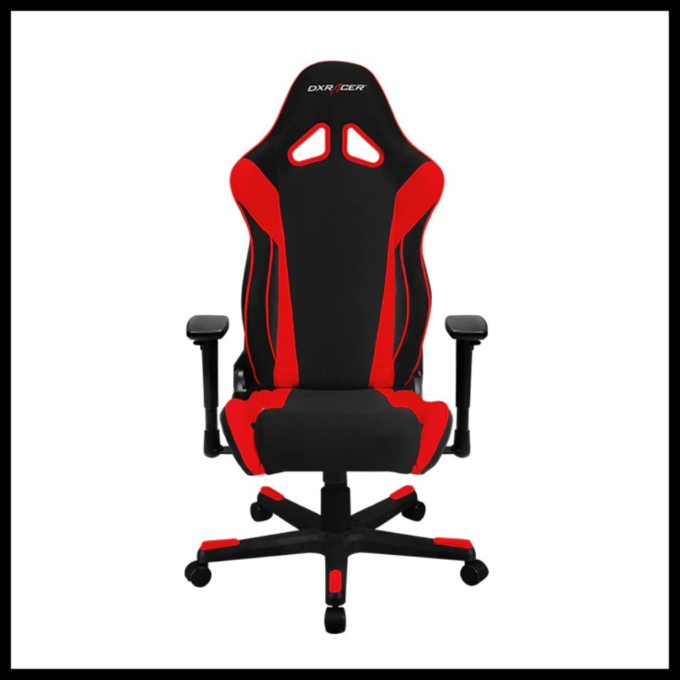 Dxr Chair Dxracer Oh Rw106 Nr Black Red Racing Series Gaming Chair Racer