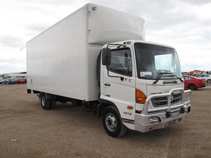 Workshop Manual Hino Truck