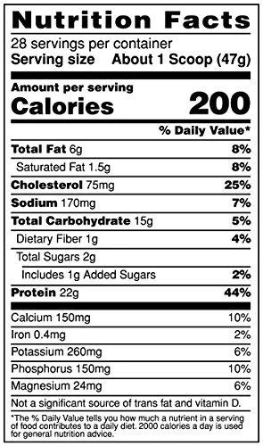 Syntha 6 Nutrition Facts : syntha, nutrition, facts, SYNTHA-6, Protein, Powder,, Micellar, Casein,, Isolat, ShopWell
