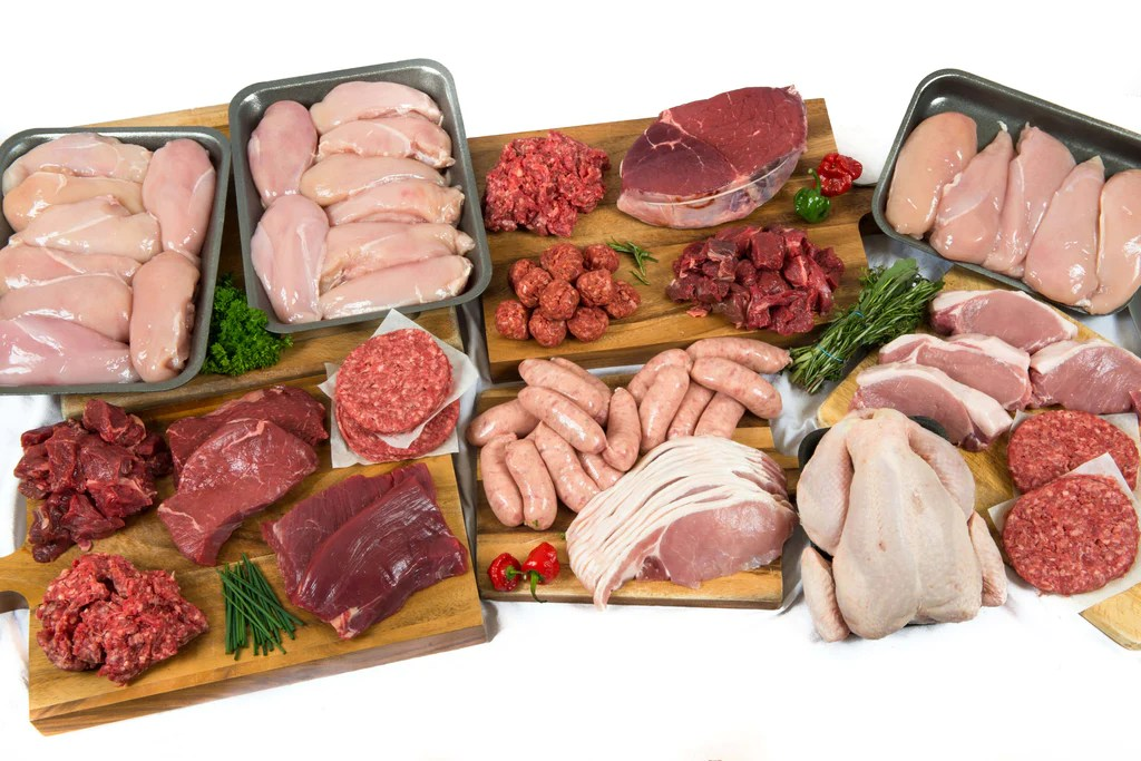 Meaty Saver Selection Box Great British Meat Company
