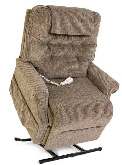 Pride LC358XL Bariatric Electric Lift Chair and Recliner