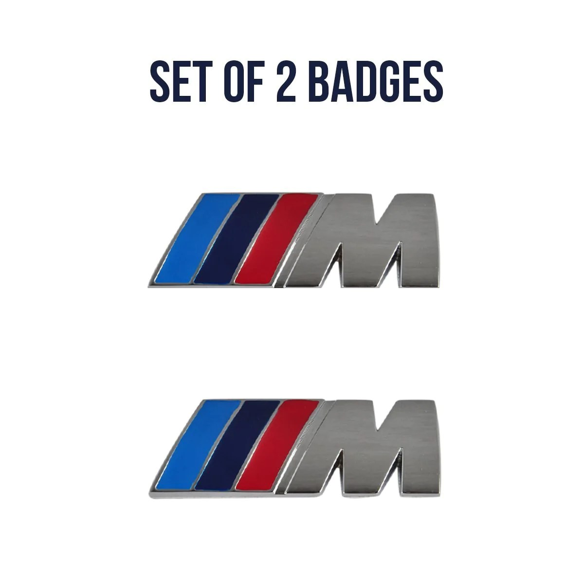 set of 2 bmw