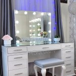 Dior Vanity Mirror Table Stool Bundle Medina Vanity