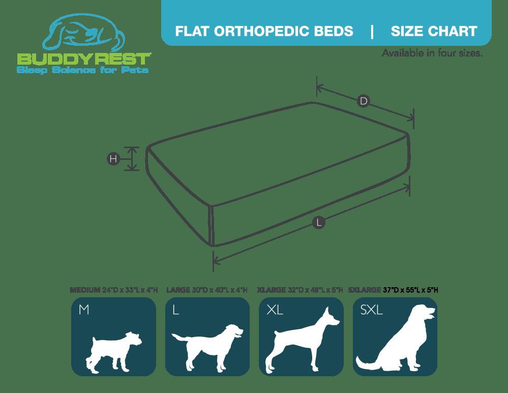 medium resolution of dog size diagram