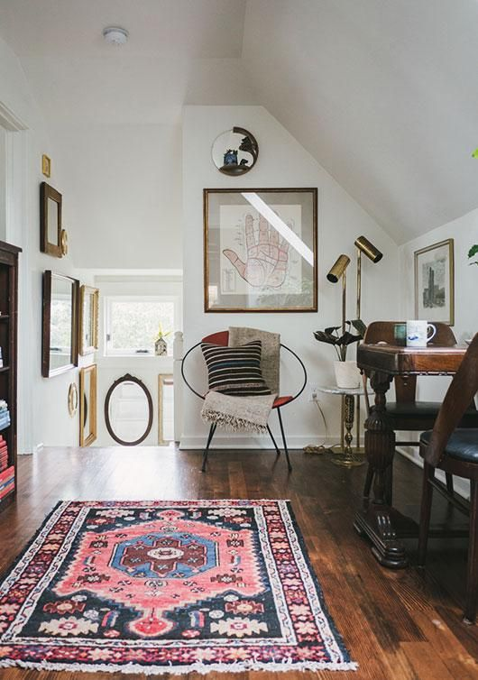 Make A Small Space Look Bigger Lilla Rugs Persian Rugs London