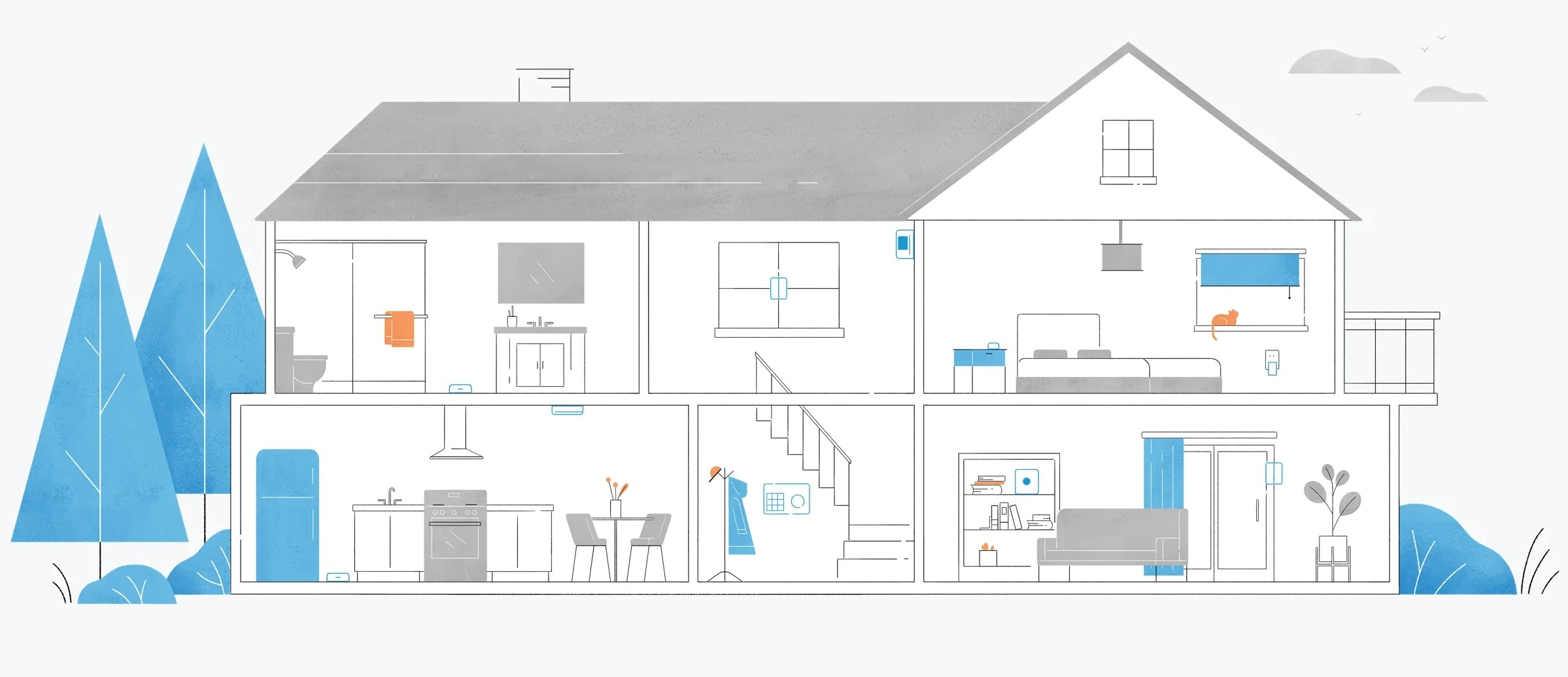 explore your safer home ring alarm  [ 2398 x 1036 Pixel ]
