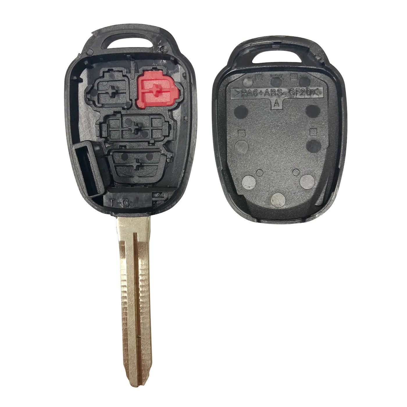 Remote Starter Kit For Toyota Vehicles Includes Bypass Fits Camry