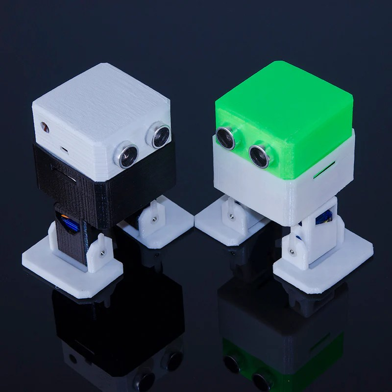 Otto Diy Build Robot Acrobotic - Year of Clean Water