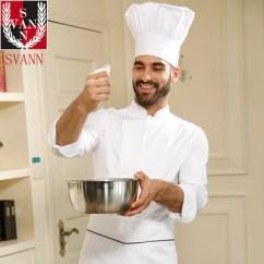 Kitchen Chief Cabinet Kits Autumn Restaurant Chef Uniform Mkholding