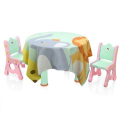 High Chair Table Cover Chaise Lawn Zicac 51 Quot Large Splat Mat Floor Food Splash Spill Giraffe