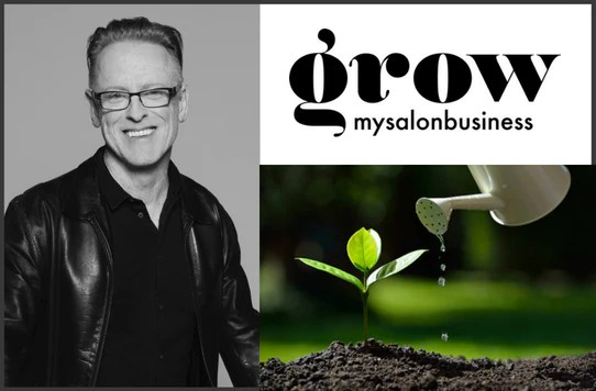 Grow Your Salon Business - Antony Whitaker