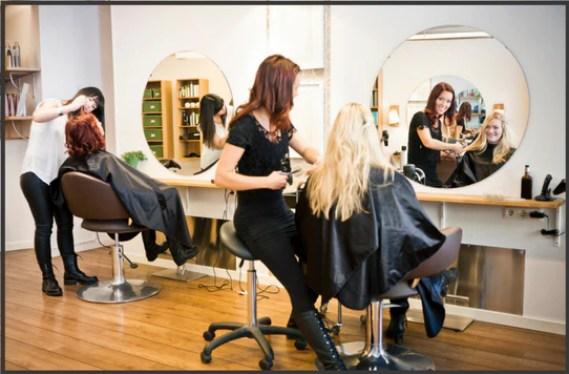 Busy Salon