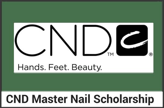 CND Master Nail Scholarship