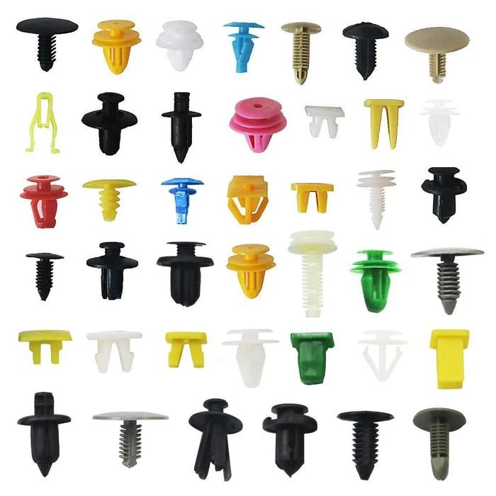 500pcs universal mixed fasteners