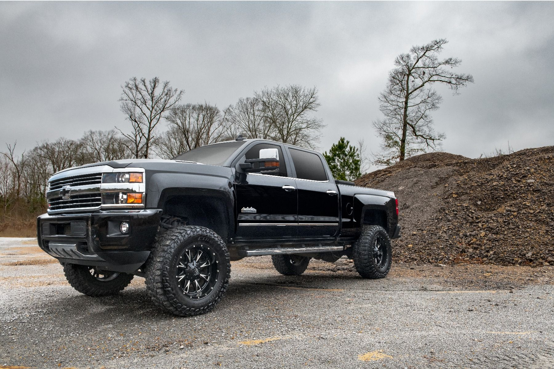 superlift 6 inch lift kit 2011 2018 chevy silverado and gmc sierra 2500hd or  [ 1800 x 1200 Pixel ]