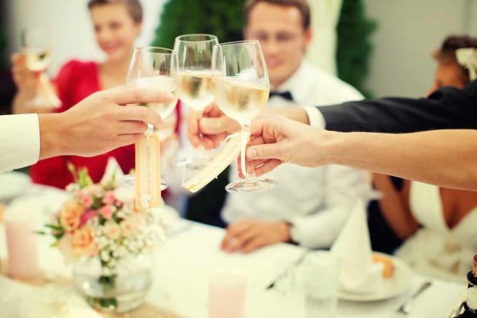 vino y boda
