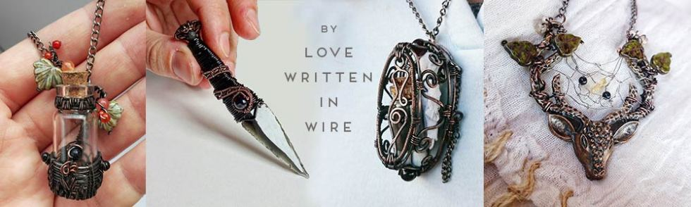 Love Written in wire