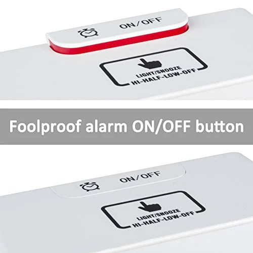 ewtto digital alarm clock