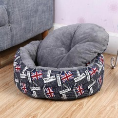 Soft Sofa Dog Bed Used Beds For Sale Cheap Fashion Design Puppy House Warm Kennel Cat Mat Plush