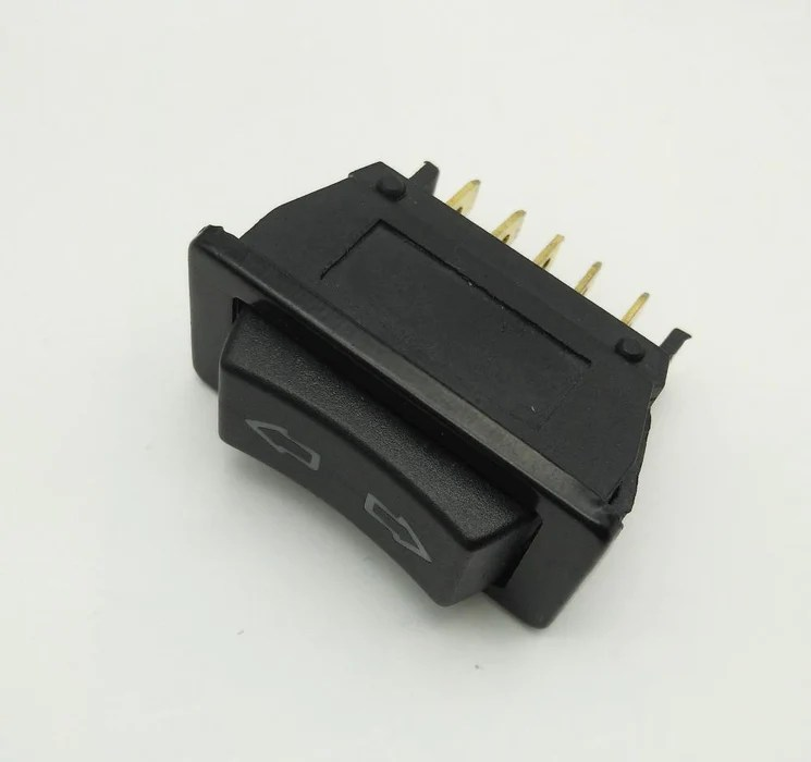 power window fort universal 12v dc diagram of sides catenary arch sktoo car electric lift switch button black 20a 5 pins