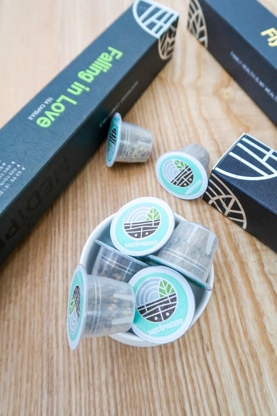 [Medipresso] Nespresso Korean Herbal Tea Capsules – Gochujar