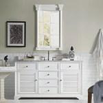 Savannah 60 Single Bathroom Vanity