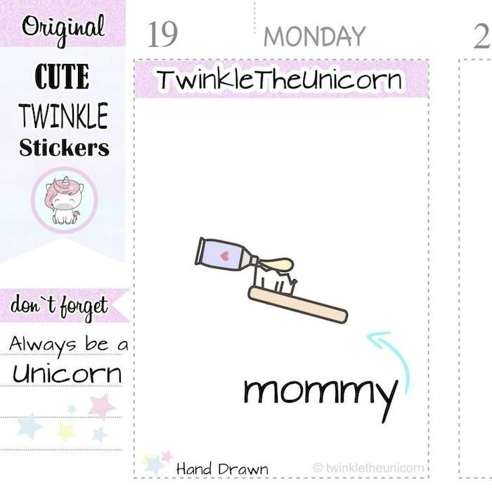 a228 mom stickers