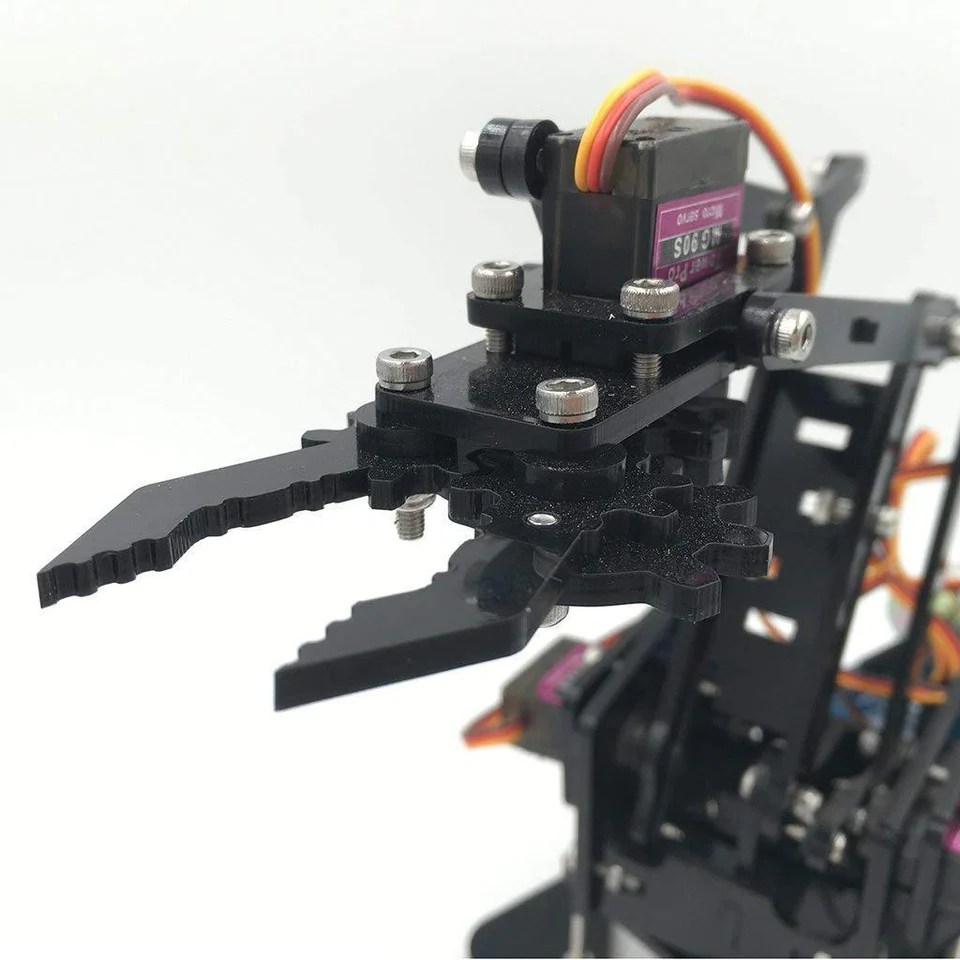 Diy Robot Claw - Year of Clean Water