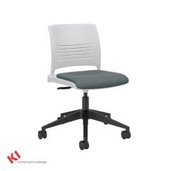 Ki Strive Chair Antique High Armless Task Naugler Office Interiors