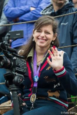 Cimela Kidonakis in Medjugorje