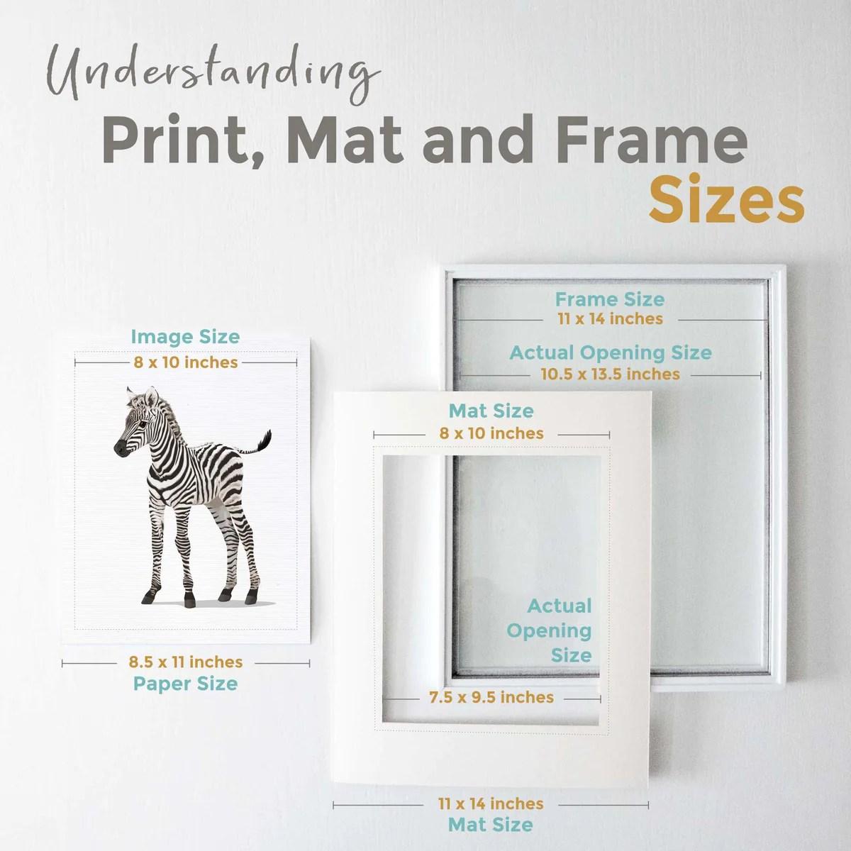 how to frame nursery