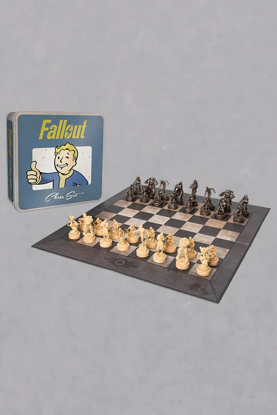 Fallout Bethesda Gear Store