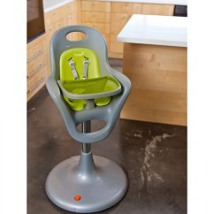 Boon Flair High Chair Green Purple Bungee Silver Strollers And More