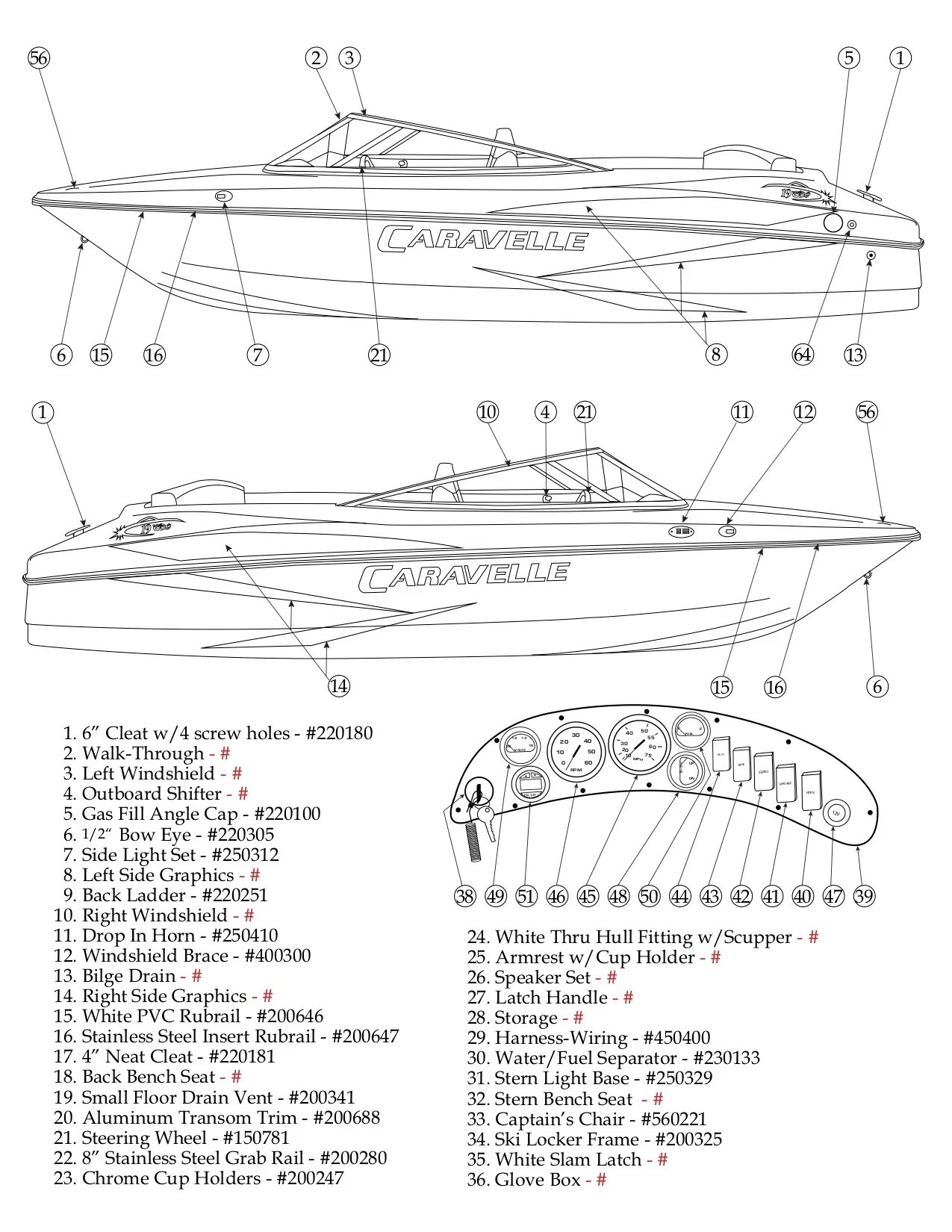 small resolution of  caravelle 19ebo parts catalog