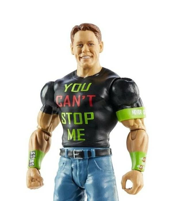 Wwe Basic Figure Series 113 John Cena 6 Inch Action Figure