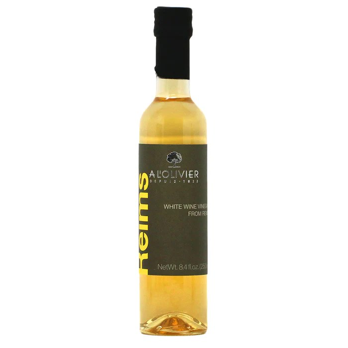 A L'Olivier - White Wine Vinegar from Reims 250ml - myPanier