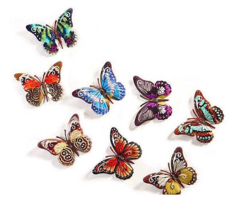 butterfly wall art pick