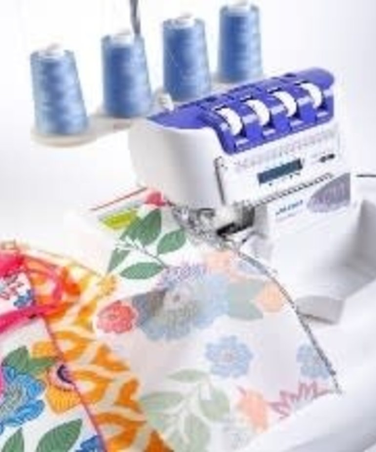 Sewing Classes Atlanta : sewing, classes, atlanta, Beginner, Hands, Sewing, Class, SewingMachine.com