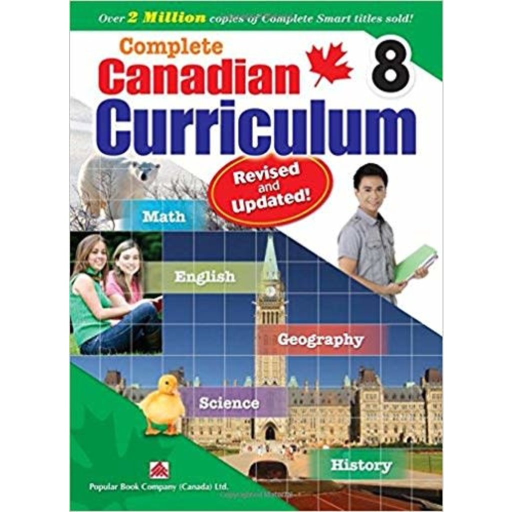 hight resolution of Popular Book Canadian Curriculum Book Grade 8 - Minds Alive! Toys Crafts  Books